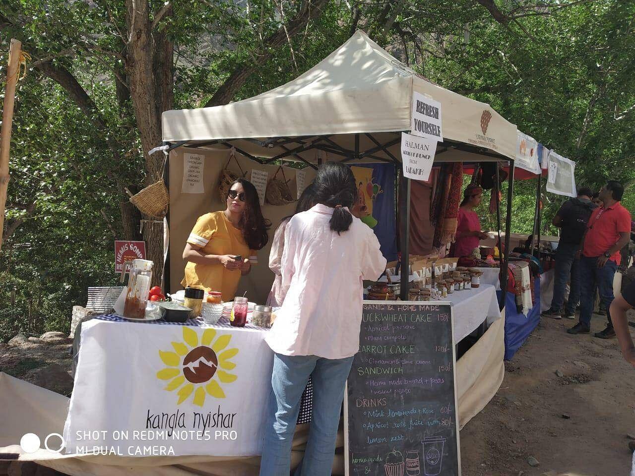Women-Led Startup Take Handmade Pesto, Buckwheat Tea From Ladakh to India & the World