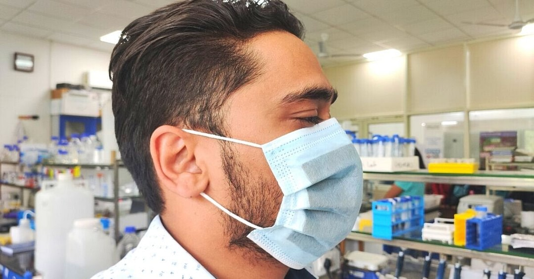 IIT-Mandi's Reusable Face Masks Filter COVID-19 Virus; Are 100% Self-Cleaning