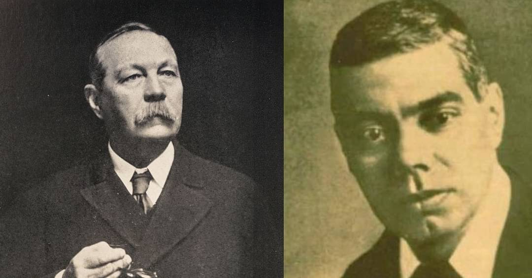 Why 100 Years Ago, Arthur Conan Doyle Formed An Unlikely Friendship With An Unknown Indian