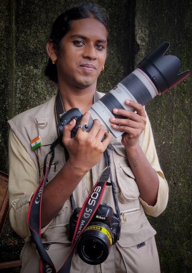 transgender photojournalist