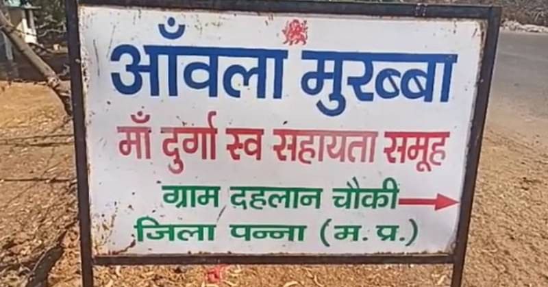 Maa Durga Self help Group, Panna, Madhya Pradesh