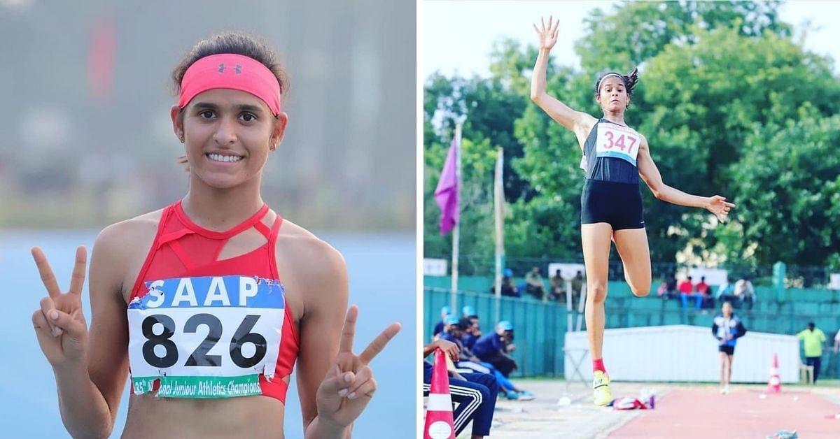 indian athlete national champion