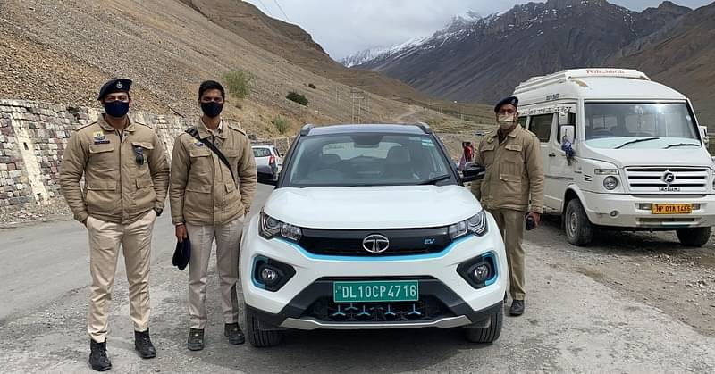 Restaurant owners, locals, tourists and policemen were curious to know how they would travel in Spiti without much infrastructure