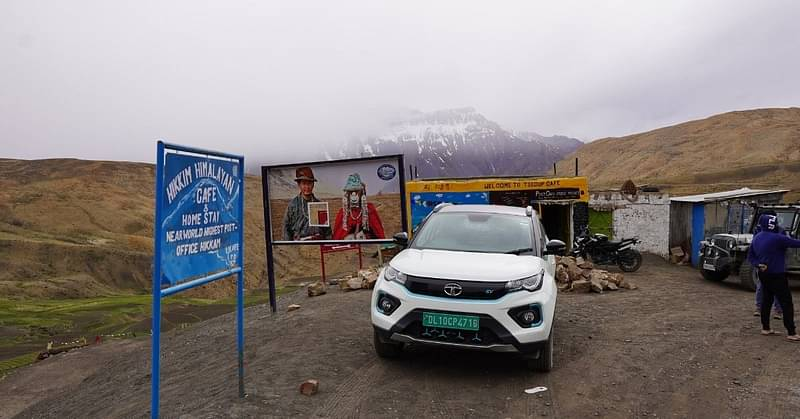 Road Trip At the world's highest post office