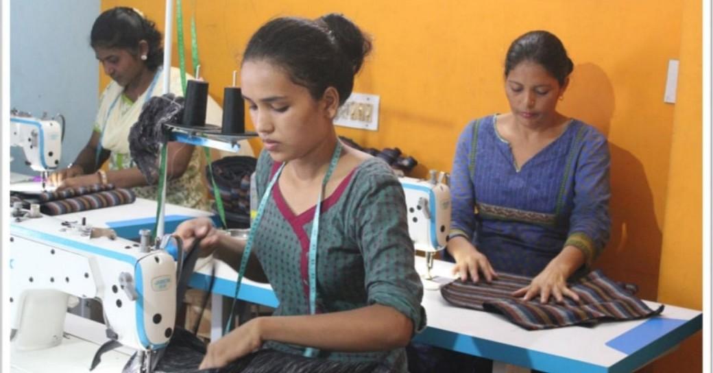 Marginal women find job at Snehan